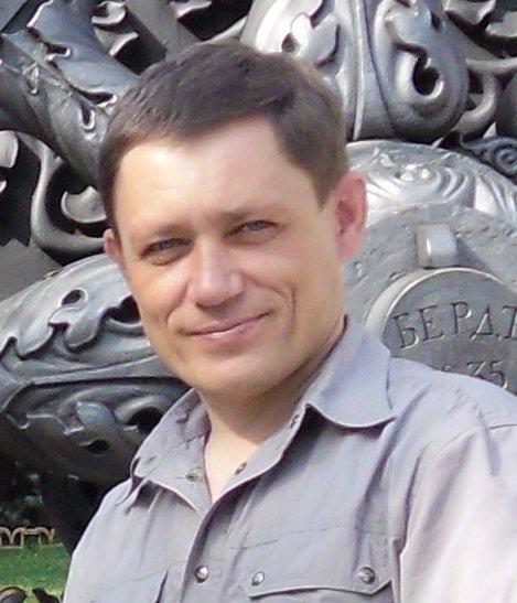 Николай Сидорюк