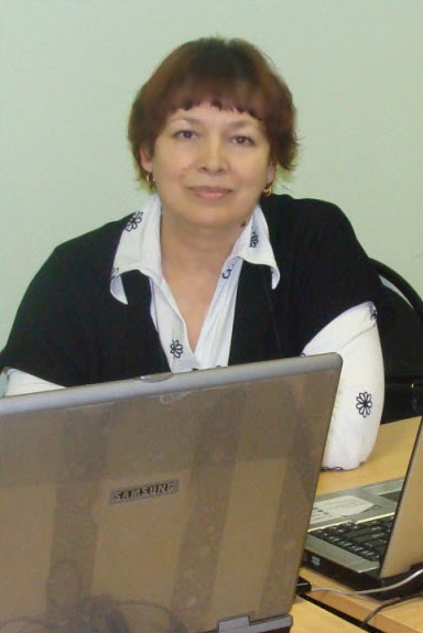 Галина Долгих